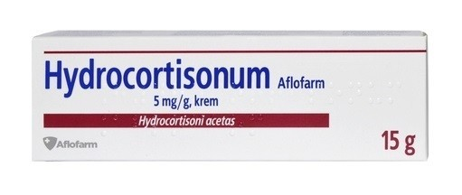 Hydrocortisonum Aflofarm 0,5% Krem 15 g