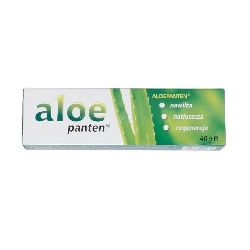 AloePanten Żel do pielęgnacji skóry suchej 40 g