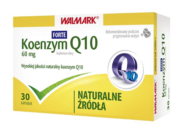 Koenzym Q10 Forte 60 mg 30 Kapsułek
