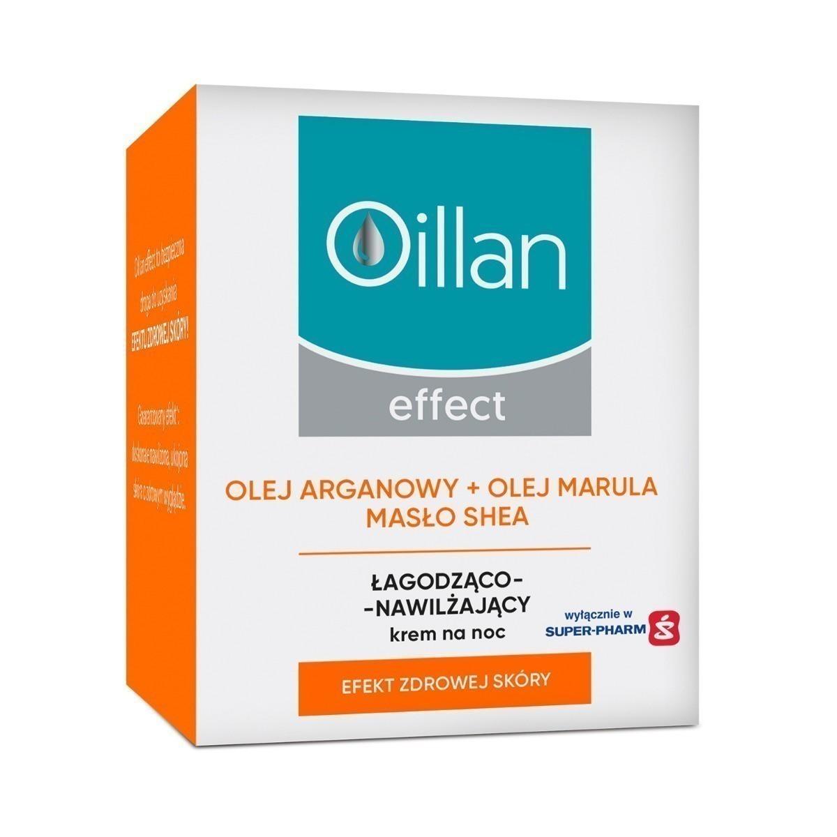 Oillan Effect