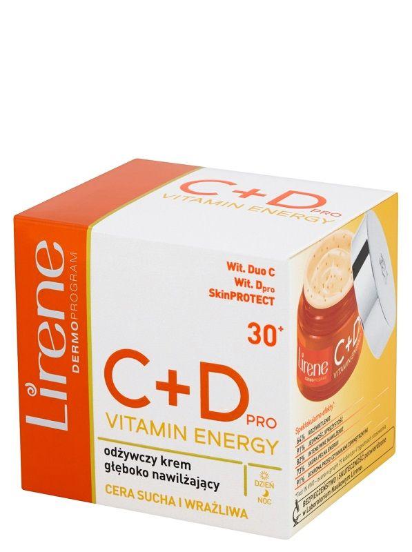 Lirene Dermoprogram C+D Pro Vitamin Energy 30+