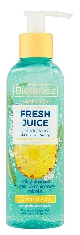 Bielenda Fresh Juice Ananas
