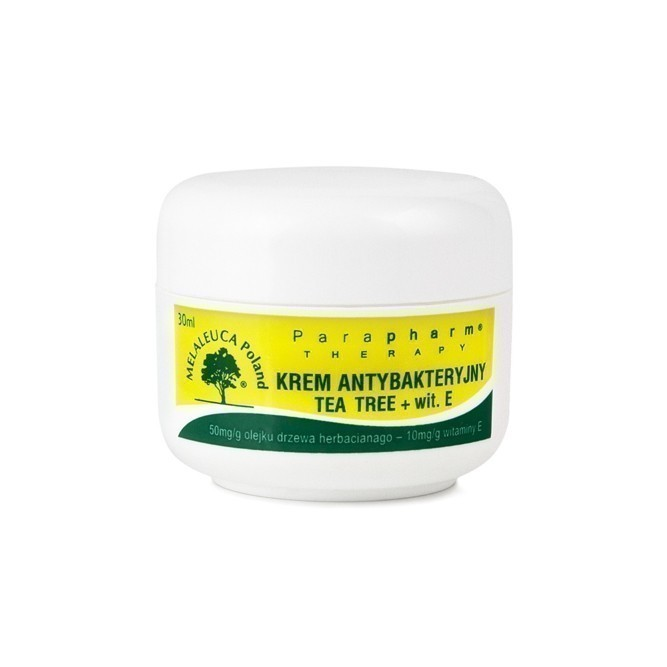 Tea Tree krem antybakteryjny