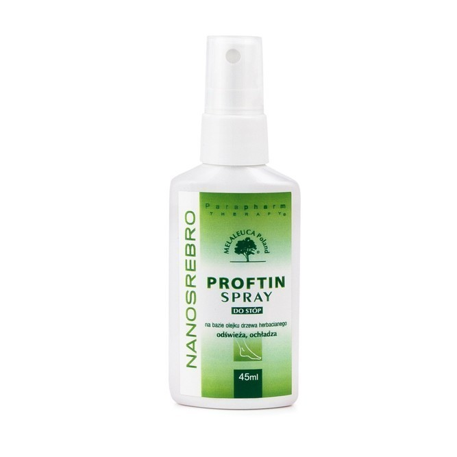 Proftin Spray do stóp 45 ml
