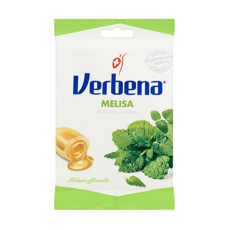 Verbena Cukierki Melisa z Witaminą C 60 g