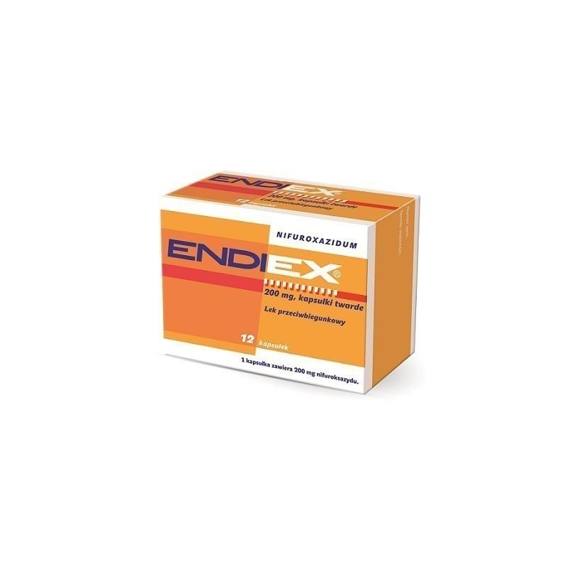 Endiex 12 Kapsułek
