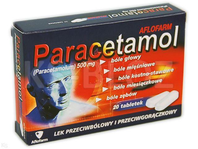 Paracetamol Aflofarm