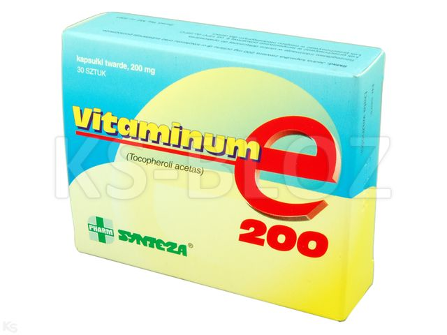 Vitaminum E Synteza