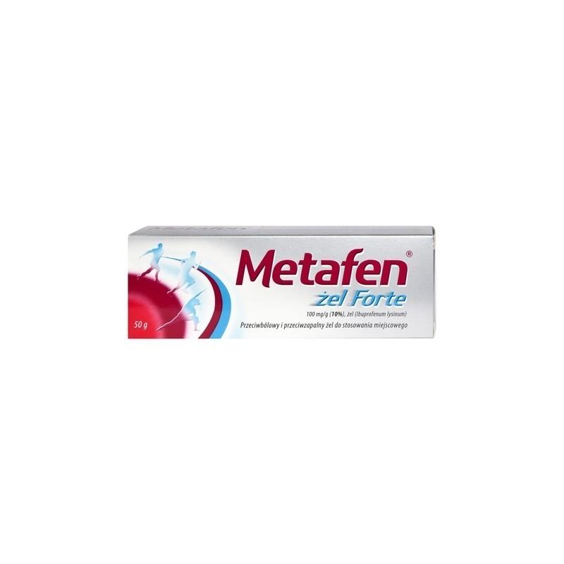 Metafen żel Forte (Ibufen)