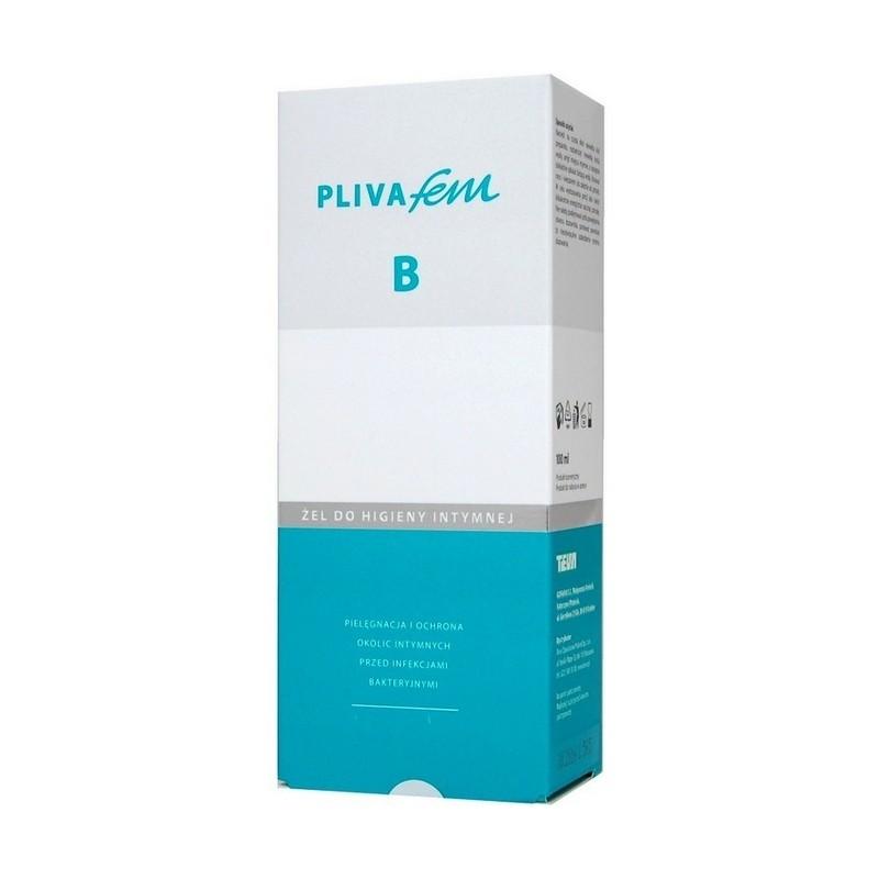 Plivafem B Żel do Higieny intymnej 100 ml