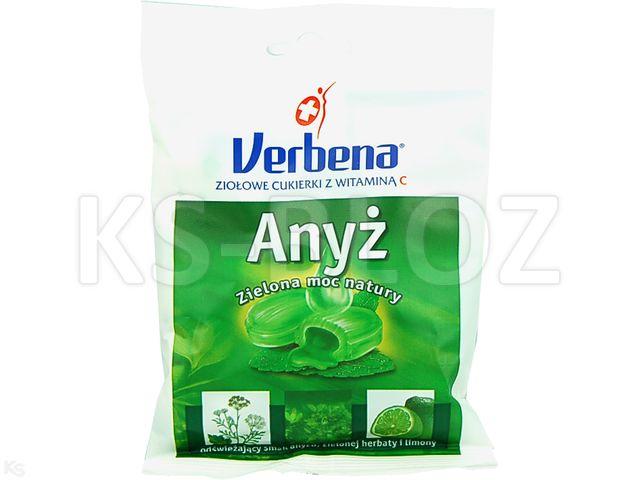 Cuk. VERBENA Anyż. zioł.z vit C
