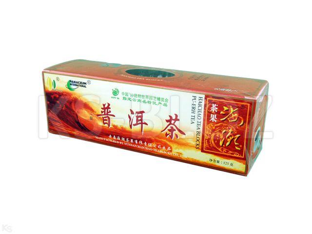 Herbata YUNNAN PU-ERH CZERWONA