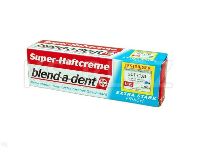 BLEND-A-DENT SUPER HAFTCREME Klej d/protez zęb.Ex.Frish