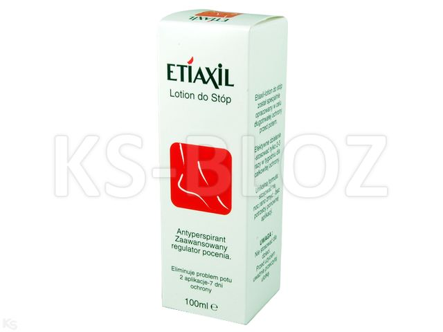 ETIAXIL NORMAL Antypersp. d/stóp/dłoni