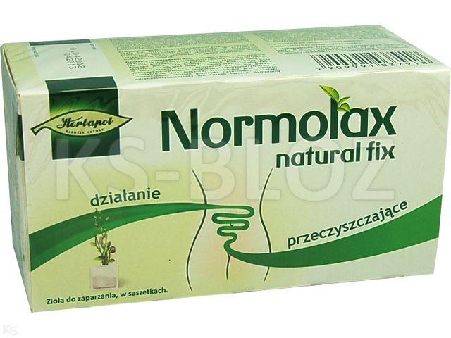 Normolax Figura 2 zioła fix