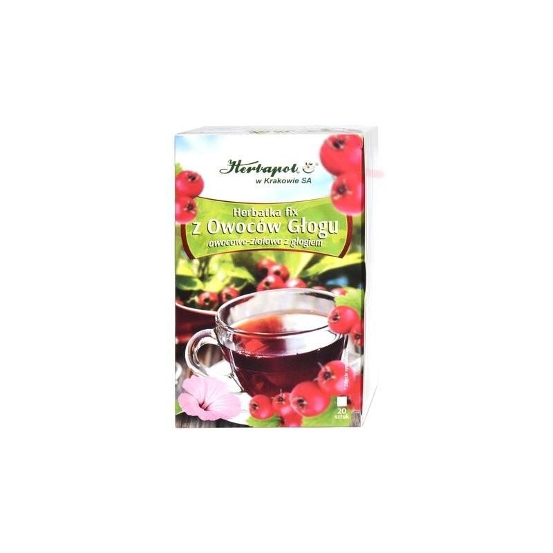 Głóg herbatka owocowo-ziołowa