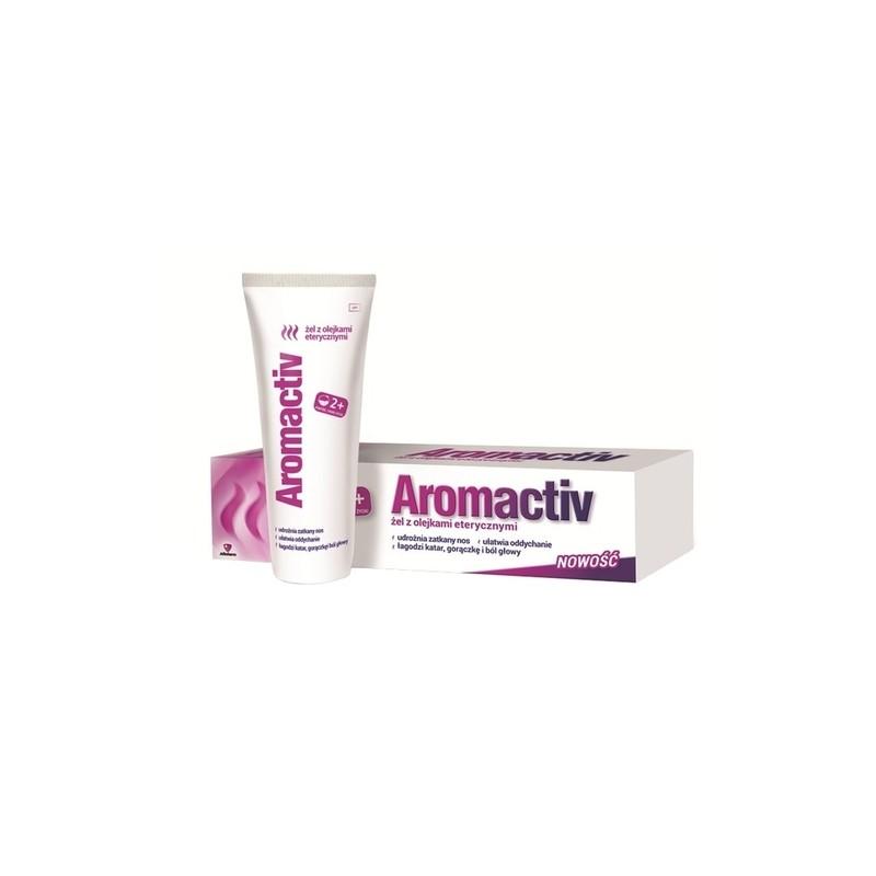 Aromactiv + żel 50g