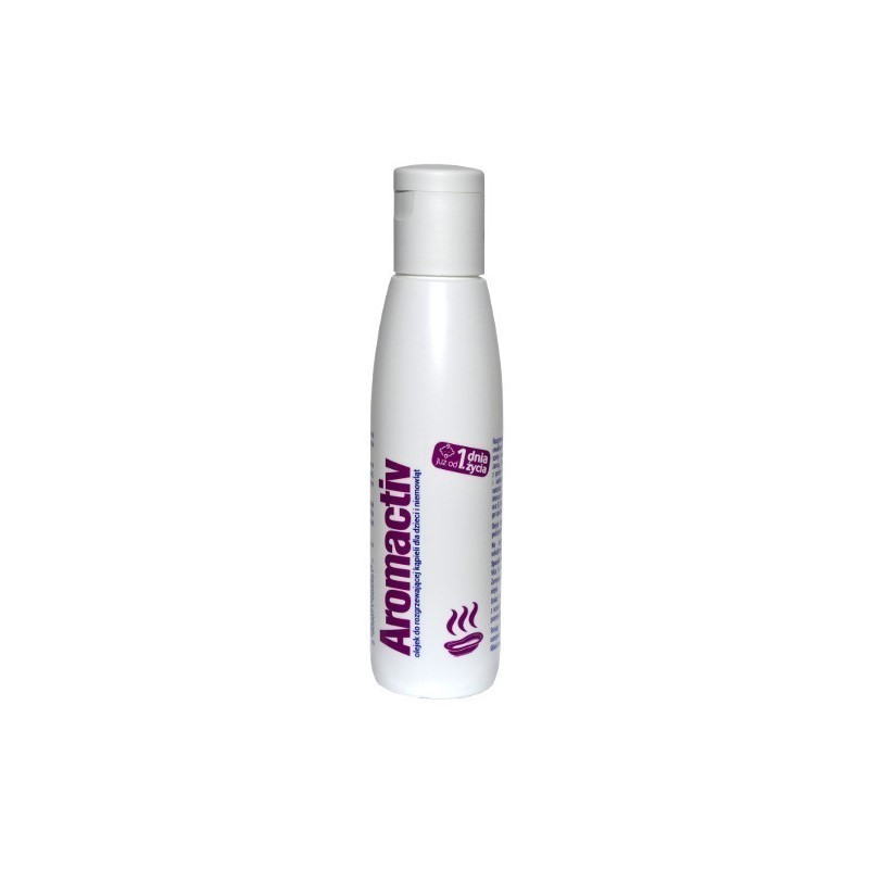 Aromactiv olejek do kąpieli 125ml