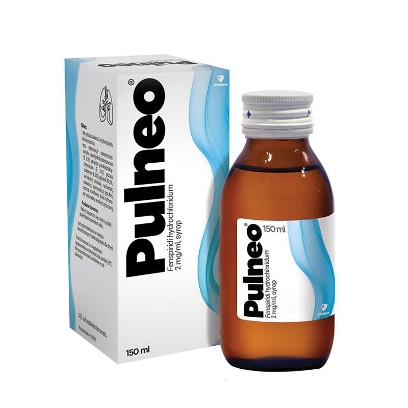 Pulneo Syrop 150 ml