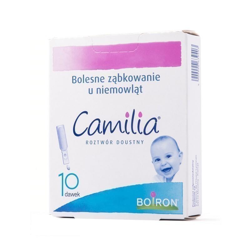 Boiron Camilia Roztwór doustny