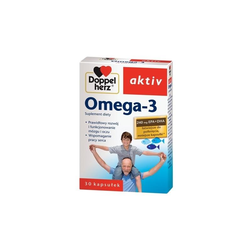 Doppelherz aktiv Omega3