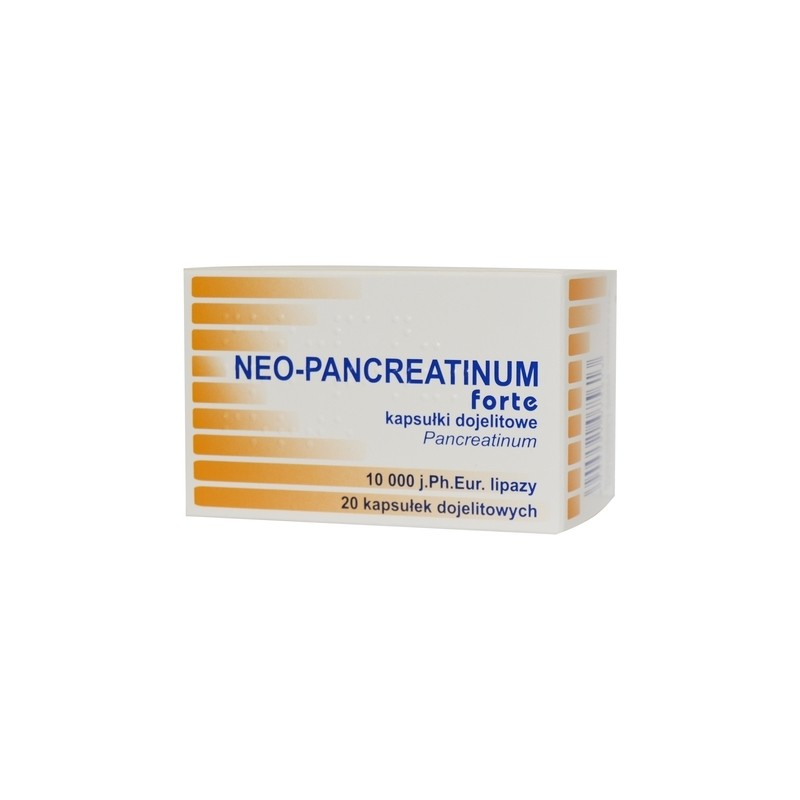 Neo-Pancreatinum Forte