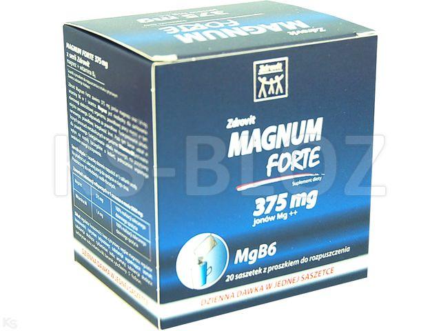 Zdrovit Magnum Forte 375