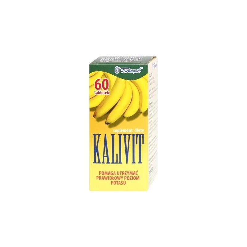 Kalivit 60 Tabletek