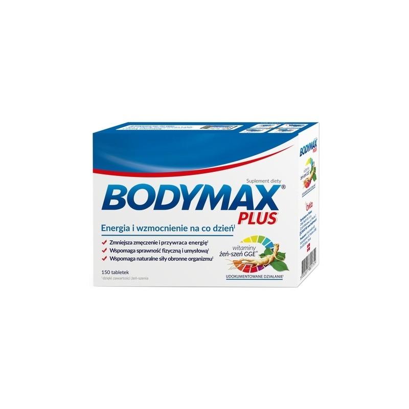 Bodymax Plus - 150 tabletek
