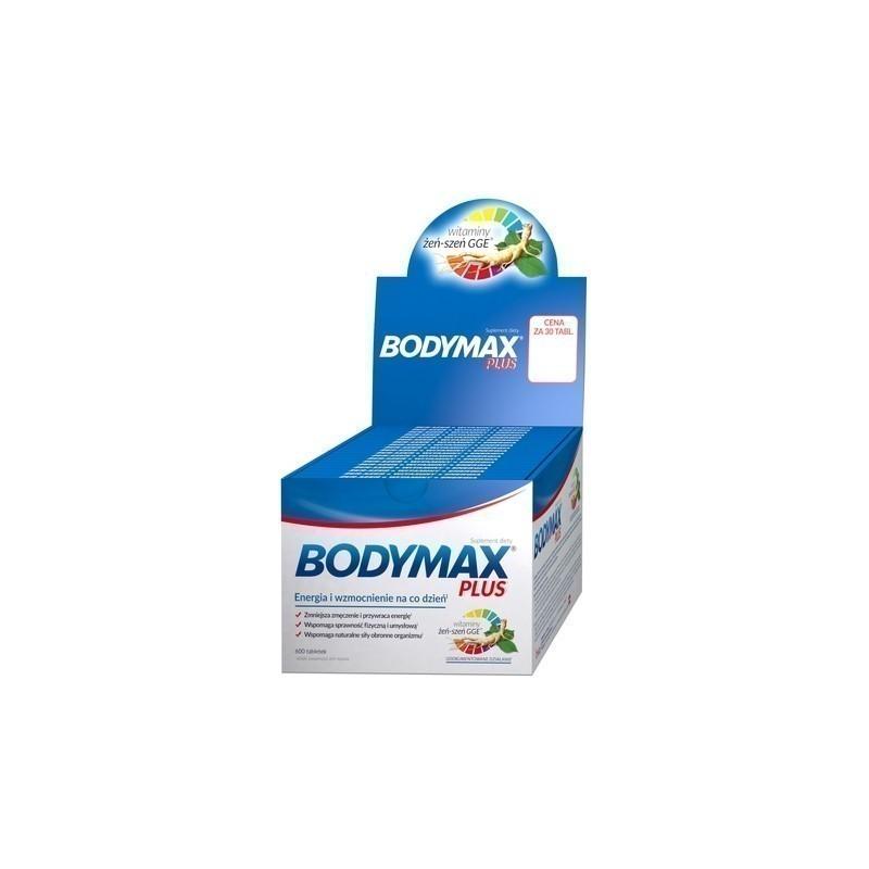 Bodymax Plus- 600 tabletek