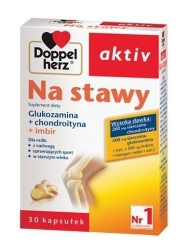 Doppelherz Aktiv Na Stawy 30 Kapsułek