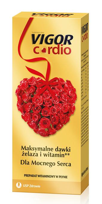 Vigor Cardio Tonik 1000 ml