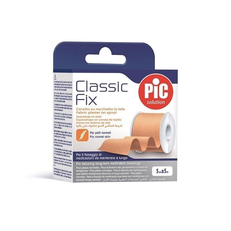 Pic Classic Fix Plaster na szpuli 5cm x 5m