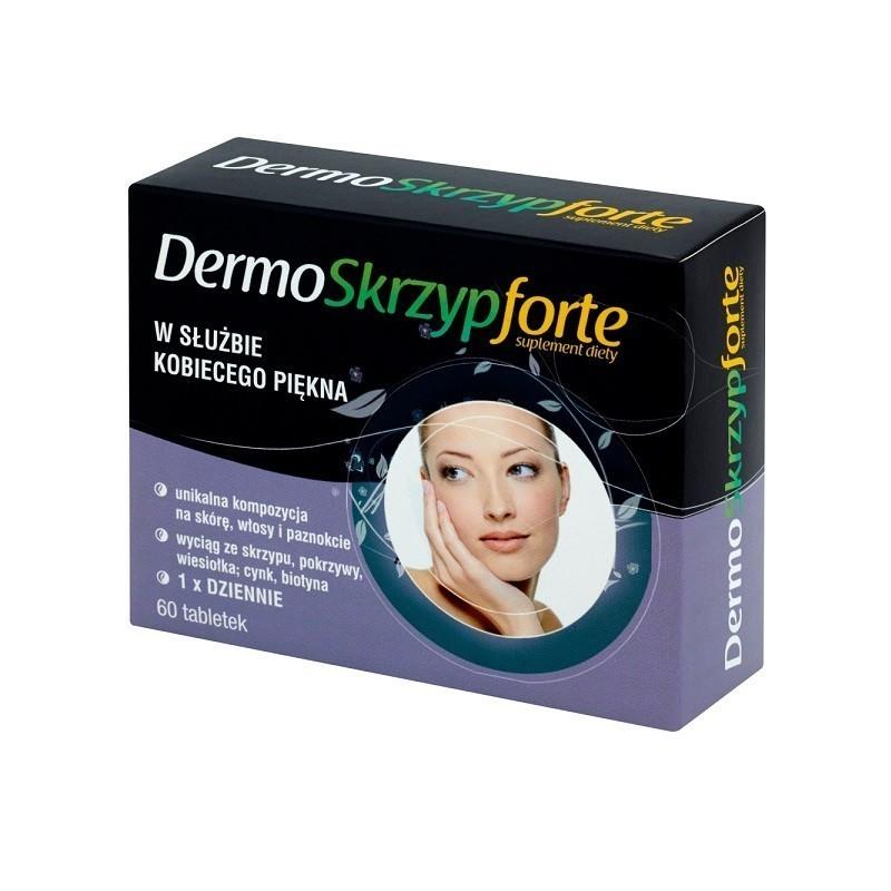 DermoSkrzyp Forte 60 Tabletek