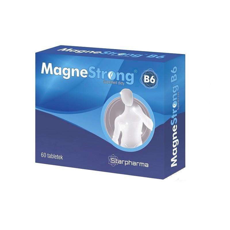MagneStrong B6 60 Tabletek