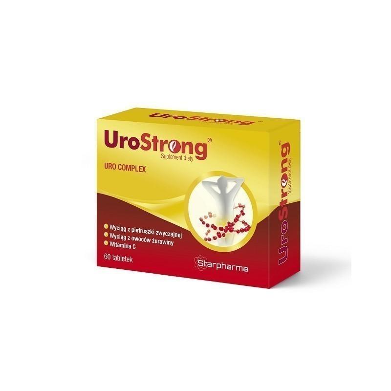 UroStrong 60 Tabletek