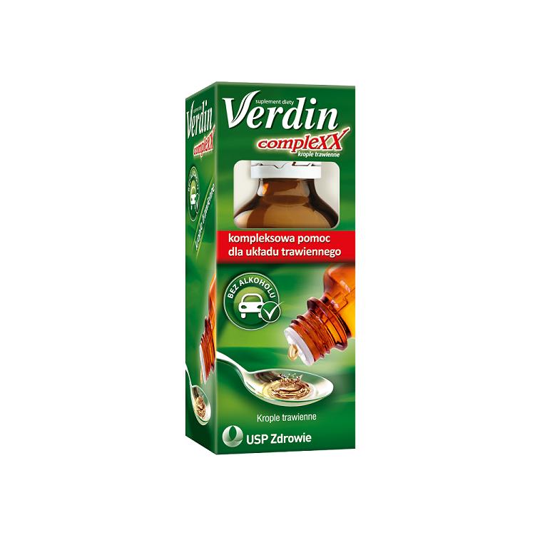 Verdin Complexx Krople 40 ml
