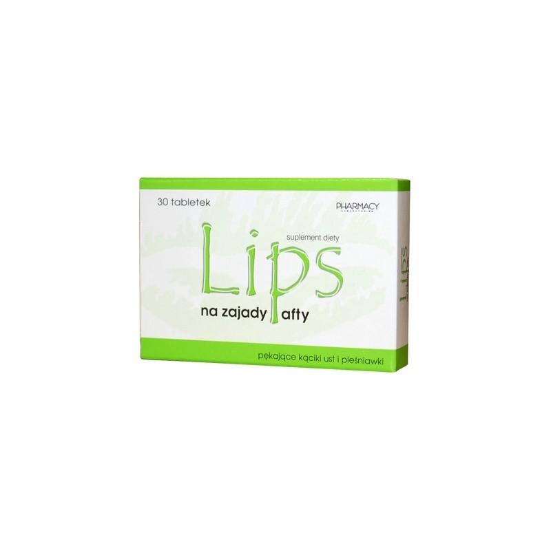 Lips 30 Tabletek