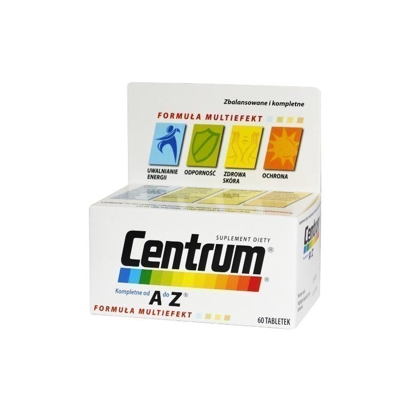 Centrum od A do Z Multiefekt - 60 tabletek