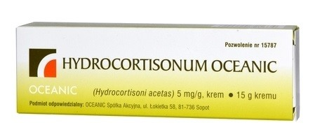 Hydrocortisonum Oceanic 15 g