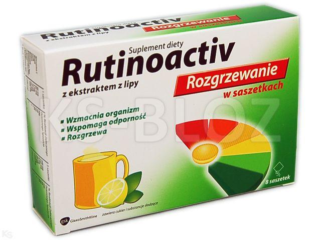 Rutinoactiv Rozgrzewanie sm.cytrynowy