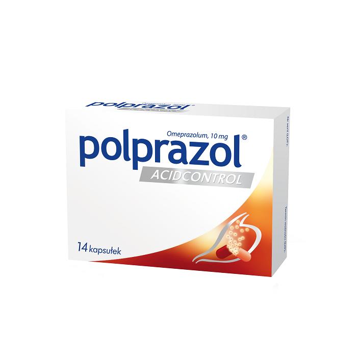 Polprazol Acidcontrol 10 mg 14 Kapsułek