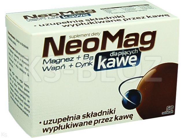 NeoMag dla pijących kawę