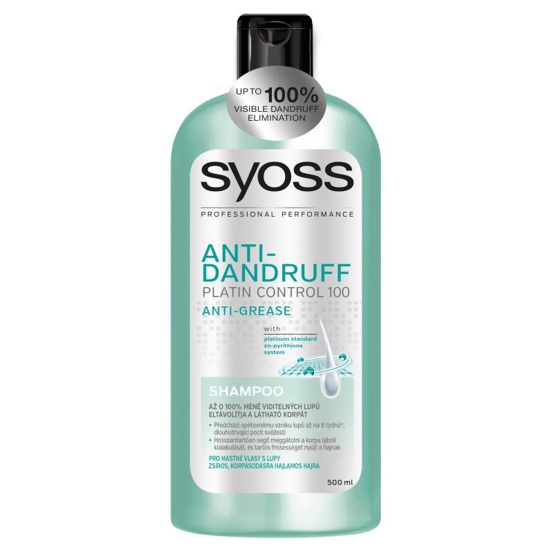 Syoss Anti-grease Anti-Dandruff