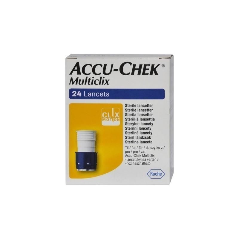 Accu-Chek Multiclix 24 lancety