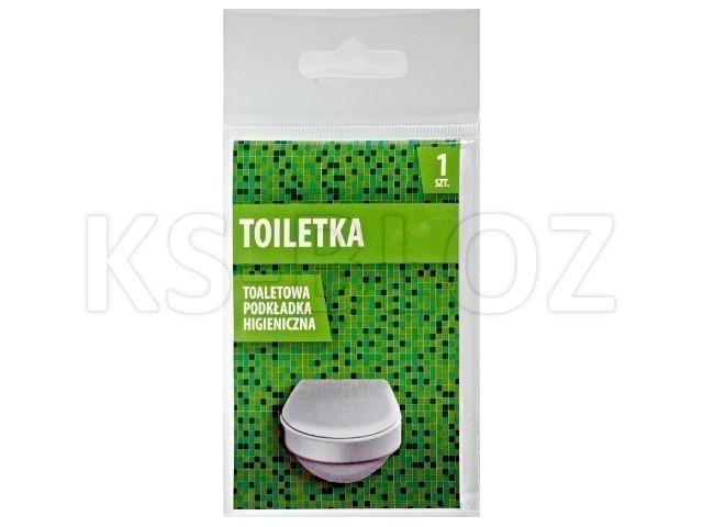 TOILETKA Toaletowa podkładka higieniczna