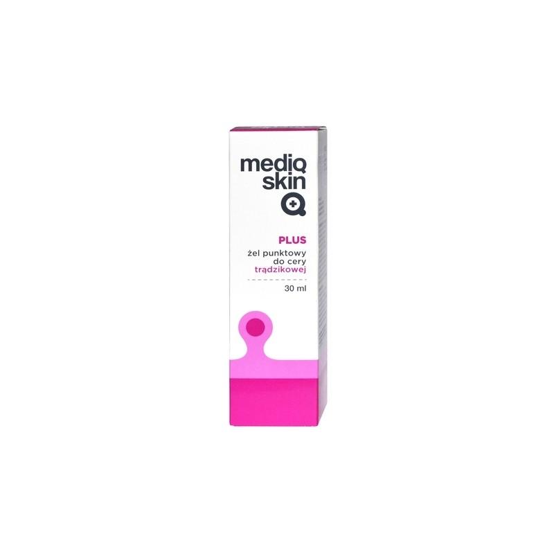 Mediqskin Plus Żel punktowy 30 ml