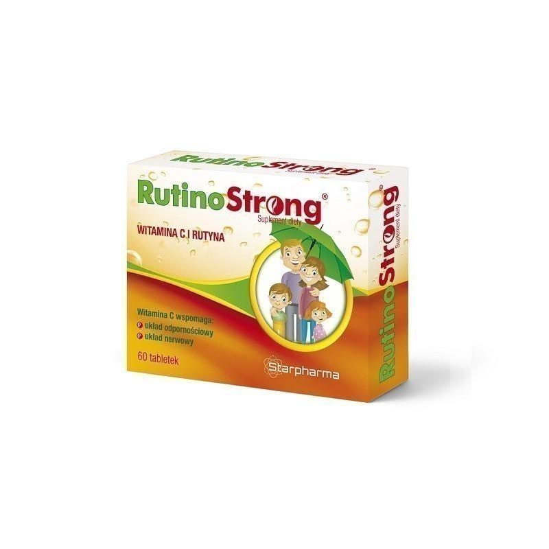 RutinoStrong 60 Tabletek