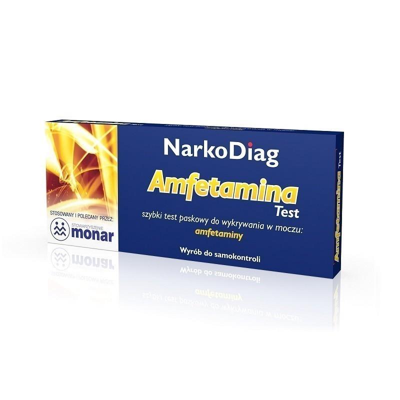 Test Narkodiag Amfetamina 1 szt.