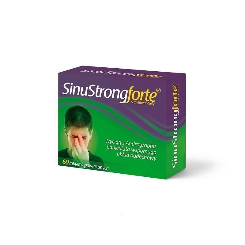 SinuStrong Forte 60 Tabletek